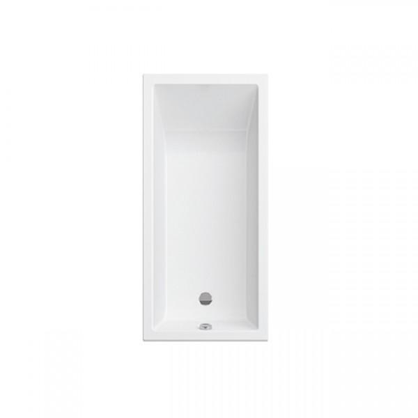 Sanitana 54316070 Cubic 160 X 70 cm Ακρυλική Μπανιέρα Sanitana,Μπανιέρες