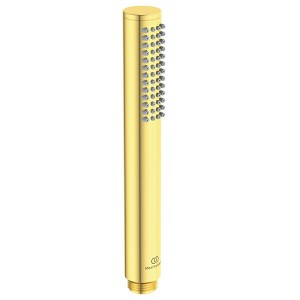 """Ideal Standard IDEALRAIN FAMILY Μεταλλικό τηλέφωνο """"stick"""" BC774A2, Brushed gold"""