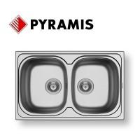 PYRAMIS-SPARTA-νεροχυτες-ανοξειδωτοι