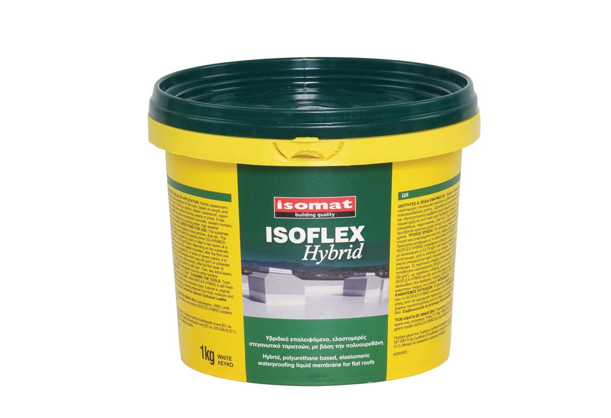 Isomat isoflex hybrid 13 kg for Bagno y bagno gr